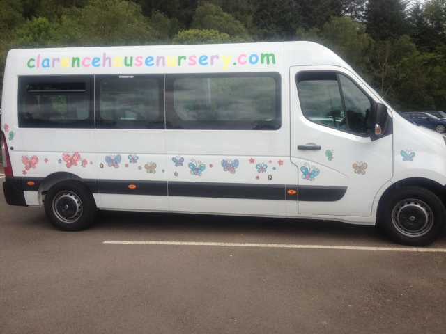 The Beautification of the Mini Bus