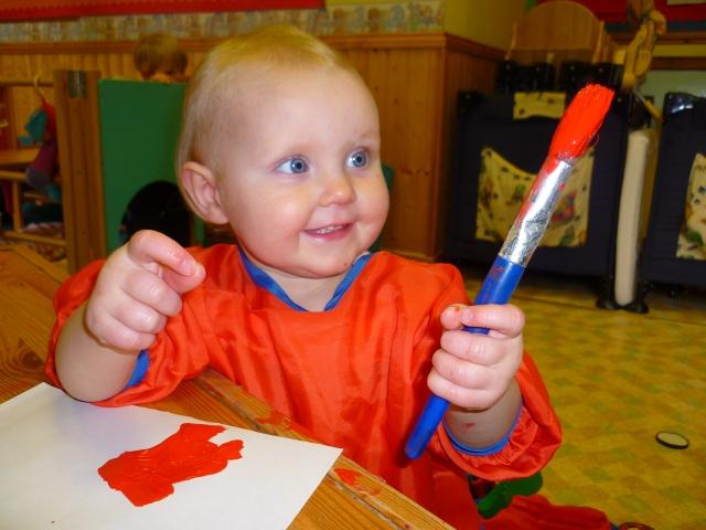Jessica Likes Paint